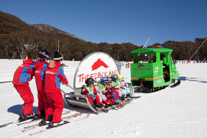 Thredbo Resort Centre