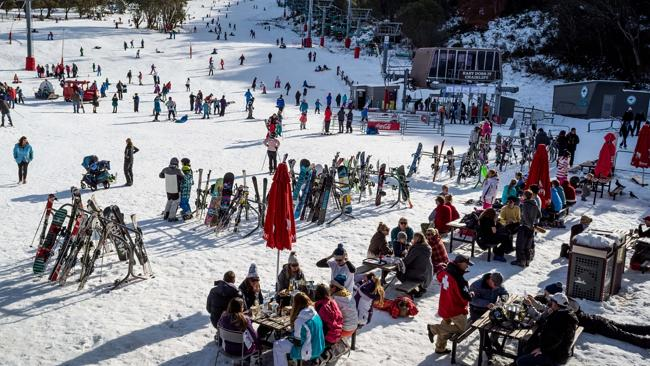 Thredbo Kicks Off Ski Season