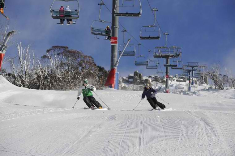 Thredbo: Travelling in Australia