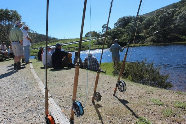 Fly fishing expo thredbo accommodation for Fly fishing shows