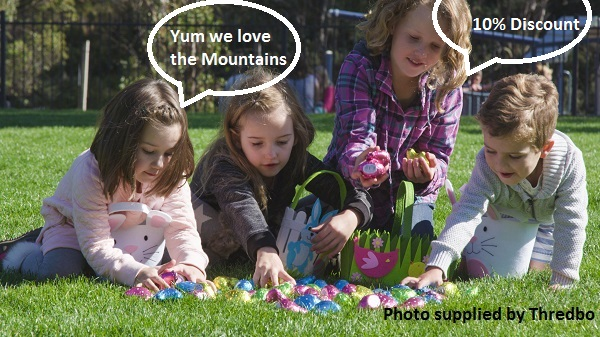 Easter Holidays 10% Discount
