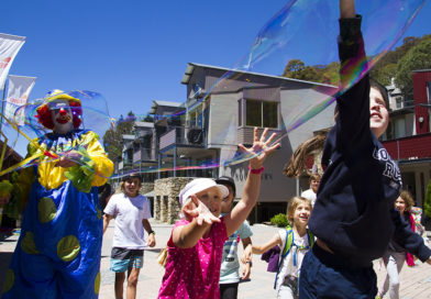 Thredbo School Holiday Adventure Festival