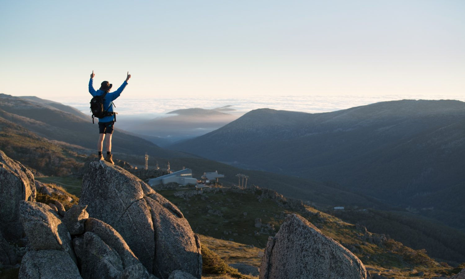 Thredbo Alpine Hiking Season