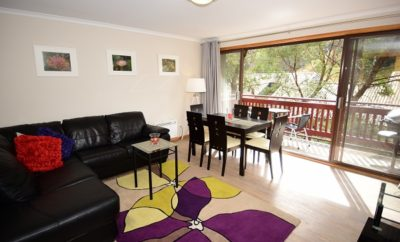 Mowamba D1 | 2 Bedroom | 1 Bath | Central Village | Thredbo
