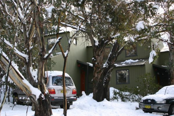 Oberdere 1 Thredbo Accommodation Outside
