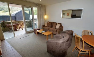 Squatters Run 1 | 1 Bedroom | 1 Bath | Central Village | Thredbo