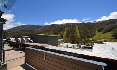 Squatters Run 11 | 1 bedroom + Loft | 1 Bath | Central Village | Thredbo