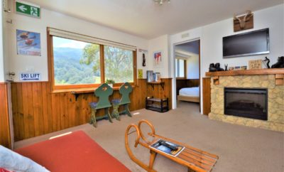 Karoonda 1 | 1 Bedroom | 1 Bath | Upper Village | Thredbo