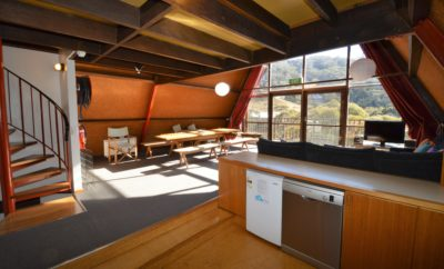 Moonbah Ski Lodge | 3 Bedroom + Loft | 3 Bath | Central Village | Thredbo