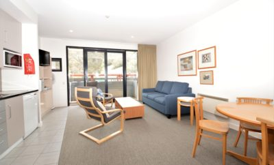 Squatters Run 4 | 1 Bedroom | Central Village | Thredbo